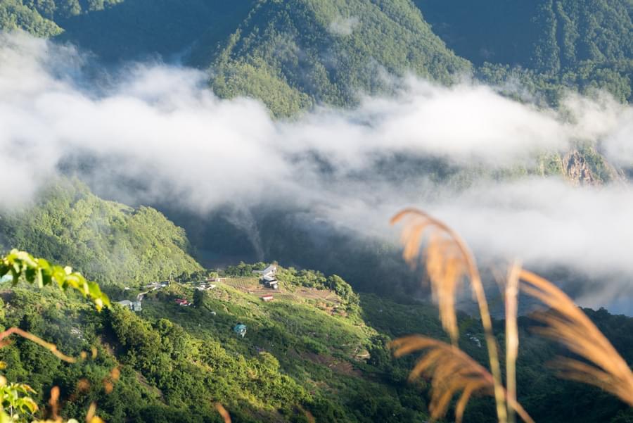 雲端之城——梨山
